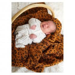 Kokadi couverture de bébé Safari