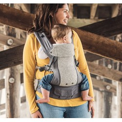 Beco Gemini Carrier Cool Gris