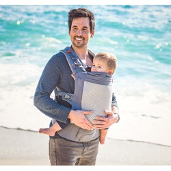 Beco Toddler Carrier Cool Gris