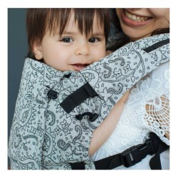 Neko Switch Efes Paisley Hazel Light Porte-Bébé Bambin