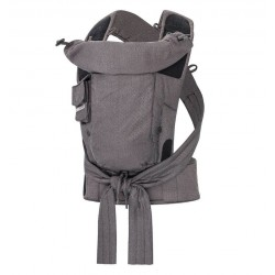 Bondolino Plus one Size London Gris Noir Porte-Bébé