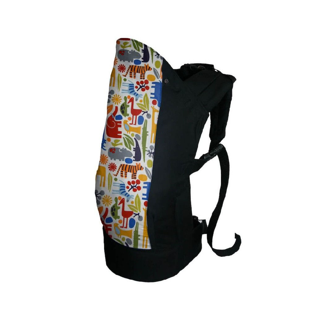 Rose and Rebellion Big Kid Carrier Animal Crackers