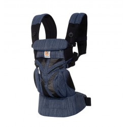 Ergobaby Omni 360 Cool Air Mesh Carrier Indigo