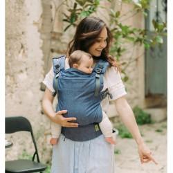 Porte-bébé Boba X Chambray