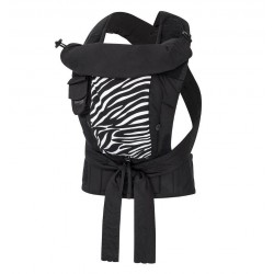 Bondolino Plus one Size Zebra Porte-Bébé -  limited edition