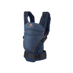 Porte-bébé Manduca XT Denim Blue Toffee