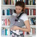 Easy Emeibaby Carrier Full Grey - Baby