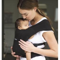 Ergobaby Embrace Pure Black porte-bébé