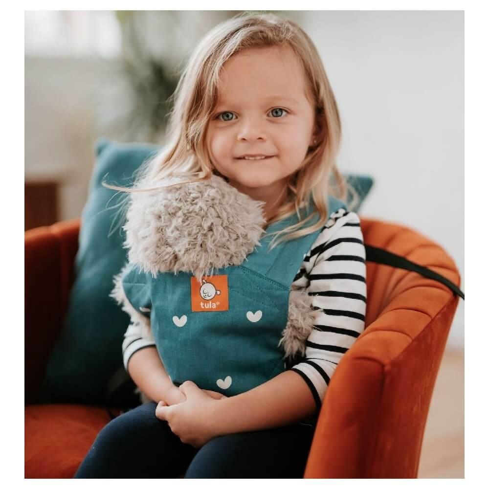 Tula Mini Playdate - porte poupées
