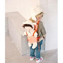 Lilliputiens porte poupées avec poupée