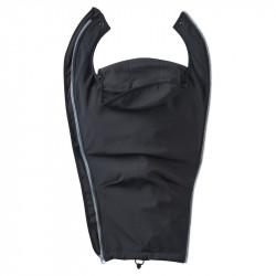 Mamalila Softshell Babywearing Jacket pour papas - noir