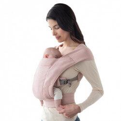 Ergobaby Embrace Blush Pink - porte-bébé