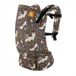 Tula Preschool Carrier Fox Tail