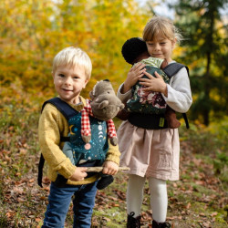 Boba Mini Night Adventures & Boba Mini Forest Flower Child