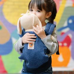 Ergobaby Blue Blooms porte-poupée