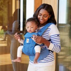 Ergobaby Omni Breeze Sapphire Blue - porte-bébé