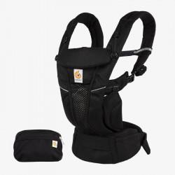 Ergobaby Omni Breeze Onyx Black - porte-bébé