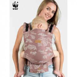 Isara Quick Full Buckle Wildlife Terra porte-bébé