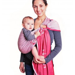 Hoppediz Ring Sling Los Angeles Gris
