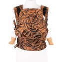 Fidella Fusion Dancing Leaves Autumn Sunset - Baby size
