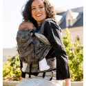 Emeibaby Carrier Full Baali Gris - Baby