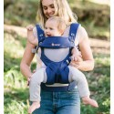 Ergobaby 360 Carrier Cool Air French Blue