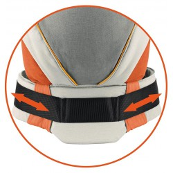 Manduca XT gris orange